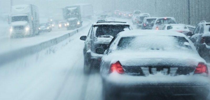 Кто должен платить за машину, поврежденную снегом
