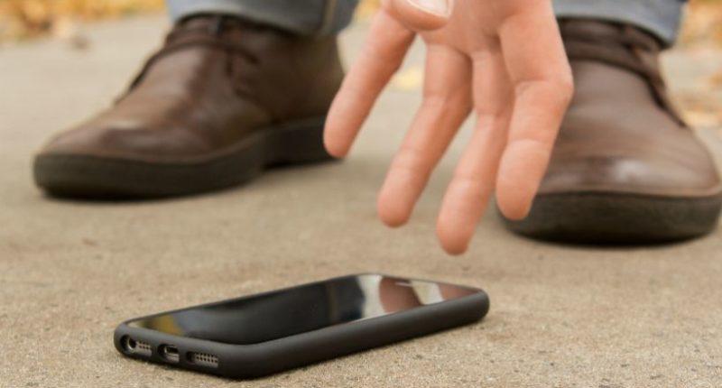Когда найденный телефон считается кражей