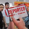 Как происходит депортация иностранного гражданина за пределы России ?!