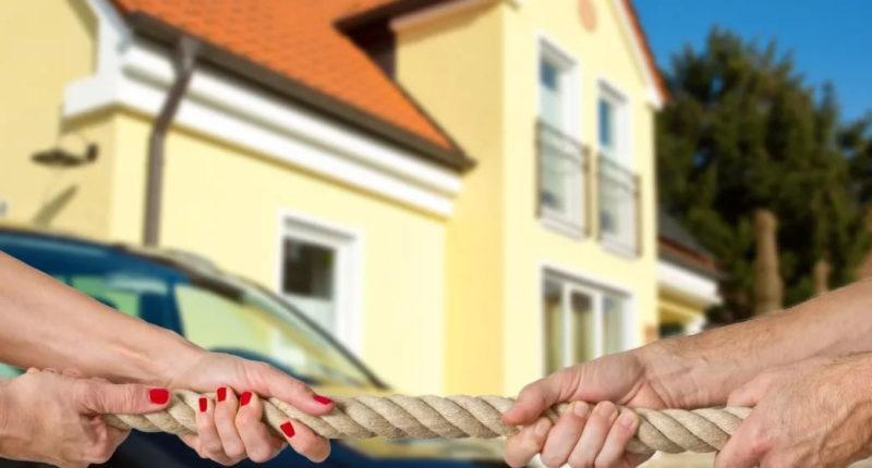 Как делить квартиру, купленную до брака