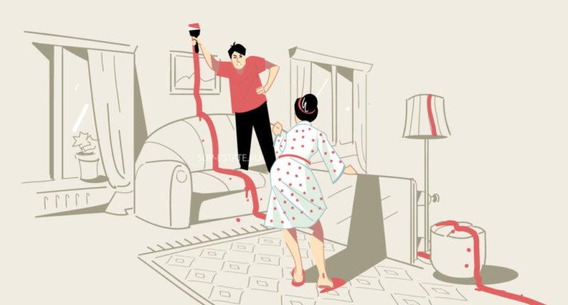 Раздел муниципальной квартиры между супругами в случае расторжения брака.